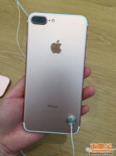 在港实拍iphone7价格!苹果店、百老汇、丰泽价格对比