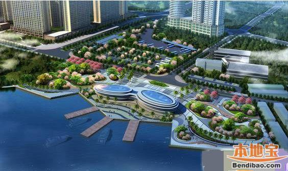 惠州大亚湾将建水上客运中心 可通深圳汕尾