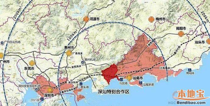 深汕开通城际定制包车专线 连通深圳地铁2/3/5号线