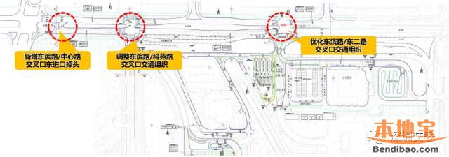 深圳湾口岸交通大优化 原B停车场实行即停即走