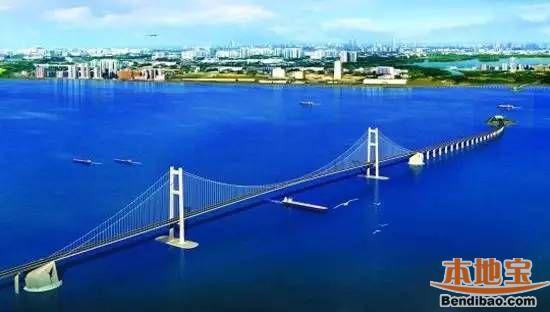 深中通道正式开建 深圳中山珠海半小时生活圈将实现