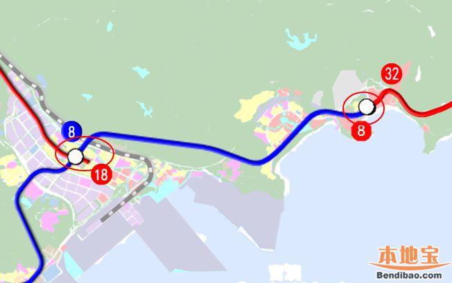 深圳地铁8号线二期或取消 重新规划为32号线
