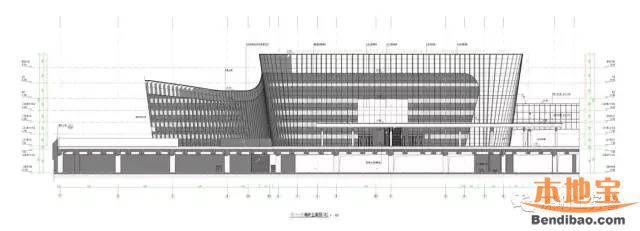 深圳莲塘口岸主体结构封顶 计划明年投入使用