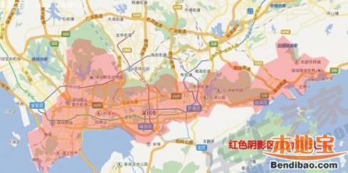 深圳外地车限行措施继续实施 具