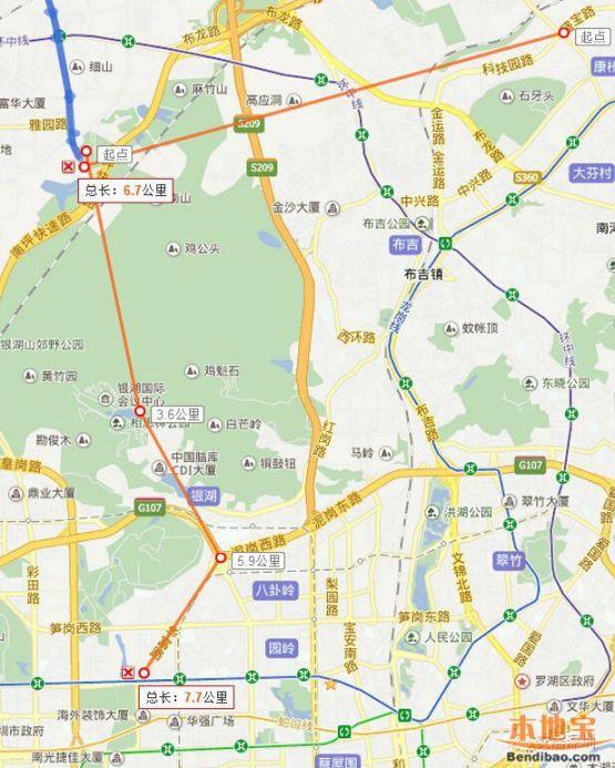 深圳坂银通道建设时间表 预计2018年年底通车
