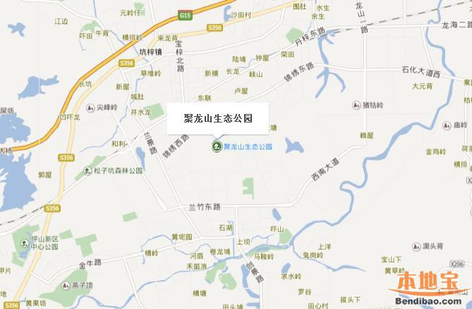 深圳聚龙山生态公园怎么去(地址+公交+自驾+高铁)