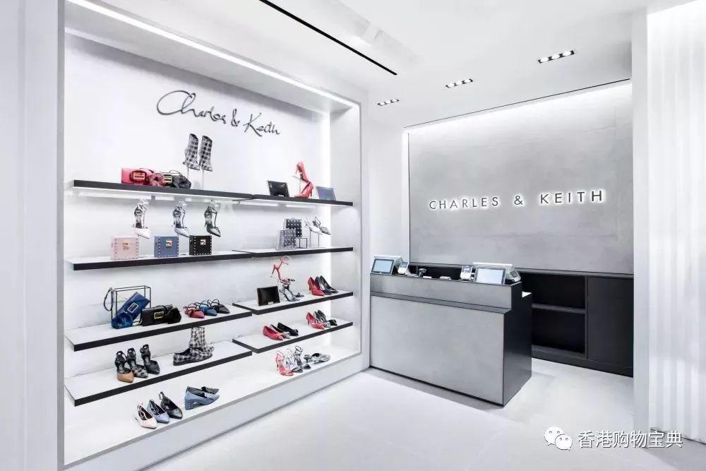 香港小CK沙田分店正式开幕!店内部分款式实拍(附地址)