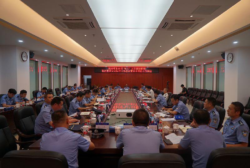 深圳警方深入推进夏季火灾防控工作 提升群众火灾防范能力