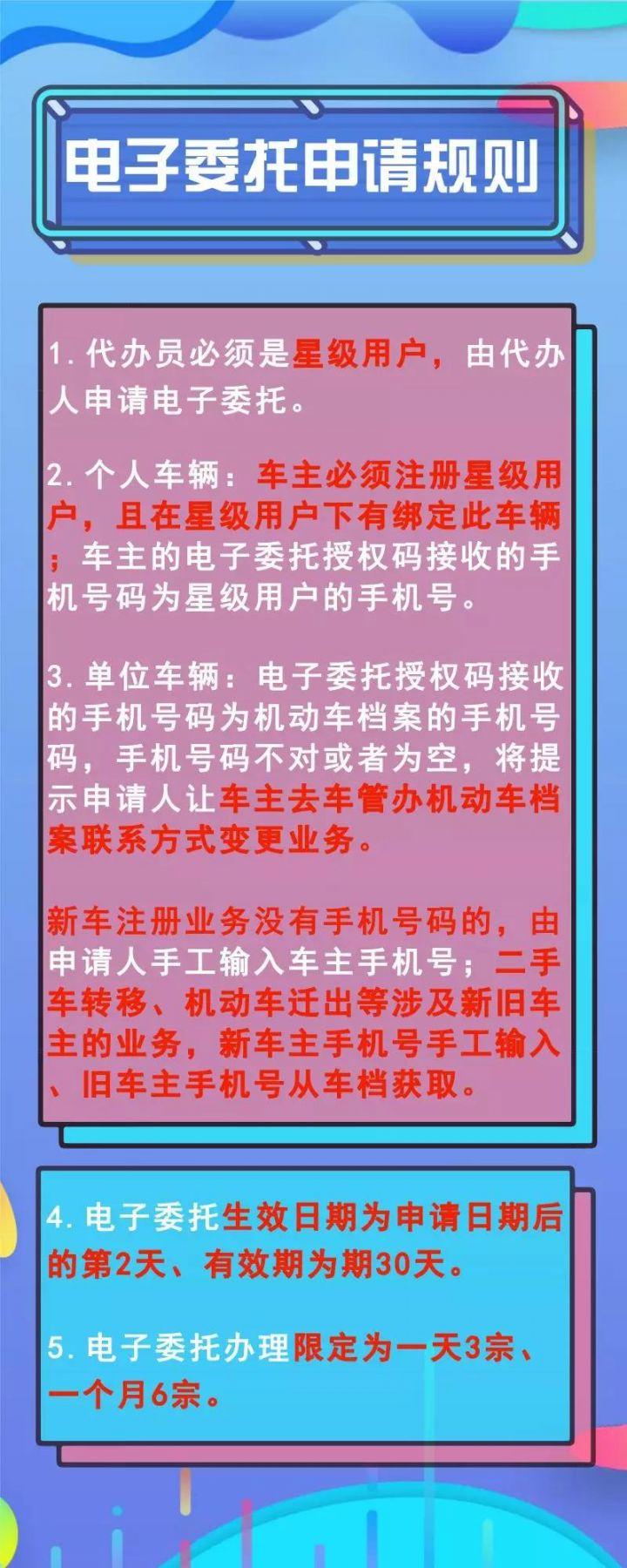 深圳车管驾业务全新代办备案制度(分类 操作流程 规则)