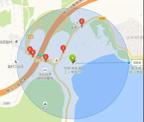 2018十一深圳哪些沙滩开放?东部海边旅游推荐