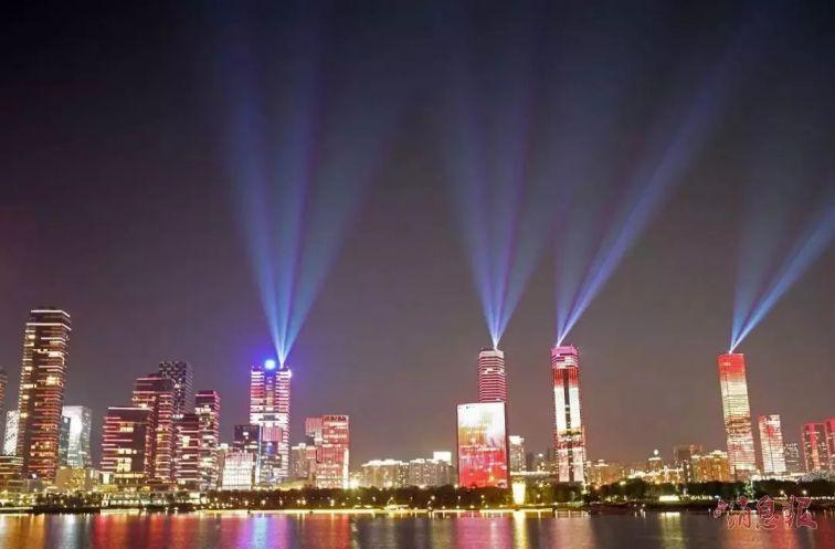 2019深圳跨年灯光秀盘点(时间、地点、看点)