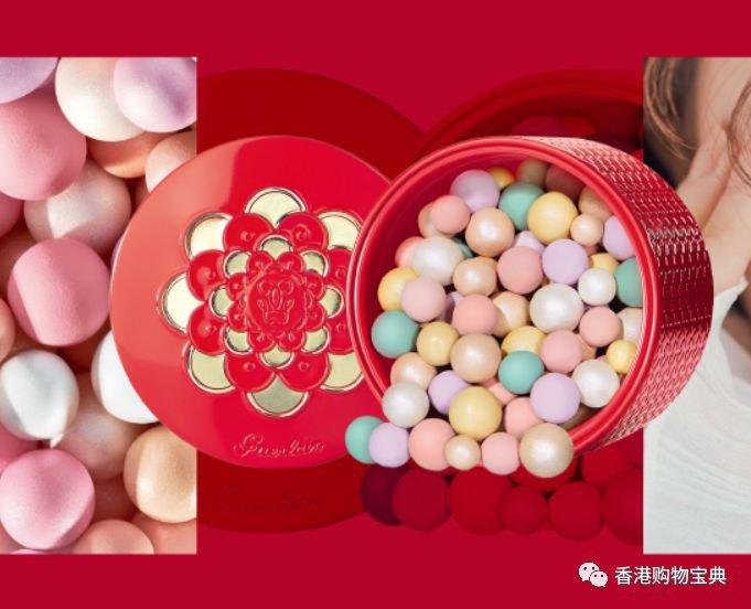 娇兰新春节日限定新品报价!香水 唇膏盒 活肌蜜