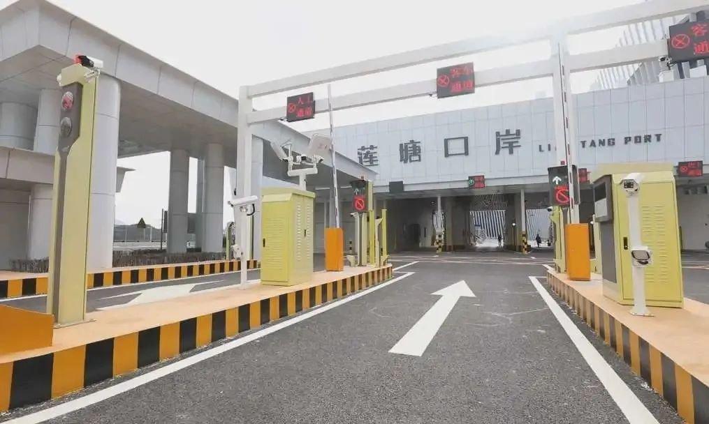2020深圳莲塘口岸最新消息(图片 通关设施)