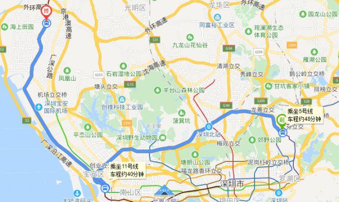 沙井到深圳火车东站_深圳东站到沙井地铁站怎么走 - 深圳本地宝