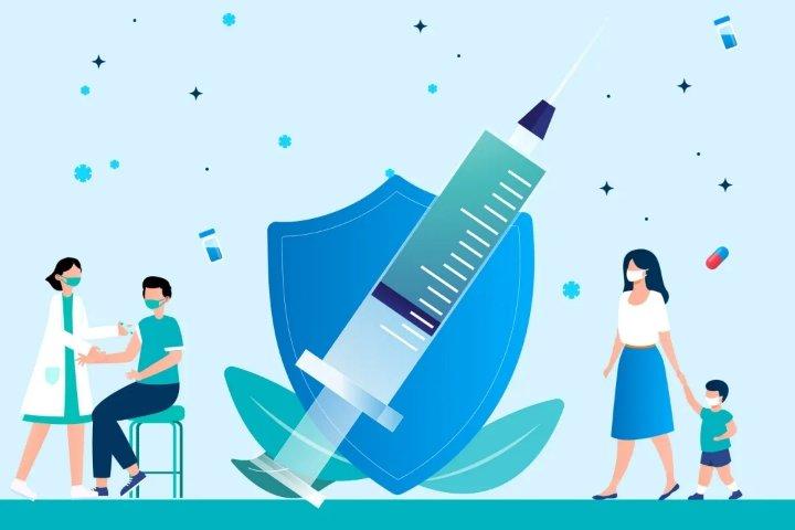 深圳社康通新冠疫苗預約接種流程