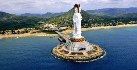 【三亚】南山文化旅游区门票成人票(赠送三十三观音堂免费抄经)