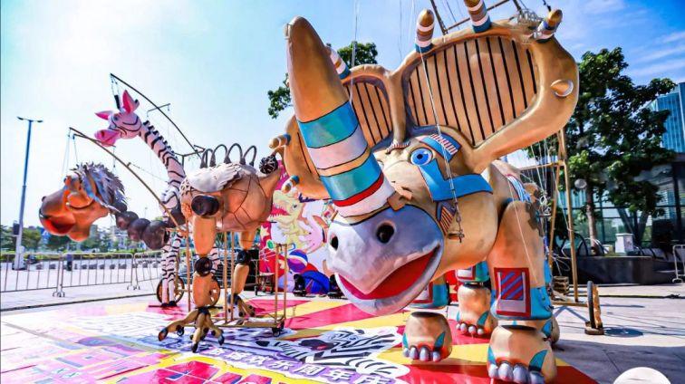 【狮子城特惠】巨型蒸汽木偶大马戏!