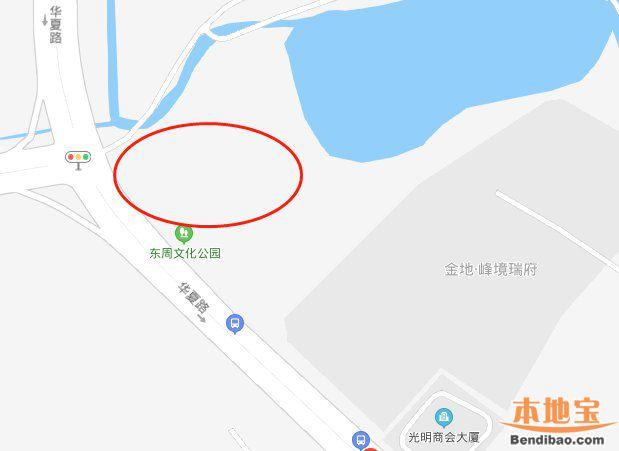 光明區華夏中學在哪(地址 位置圖)
