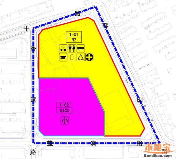 羅湖區蓮塘地區03-14地塊小學2021年年內開工建設