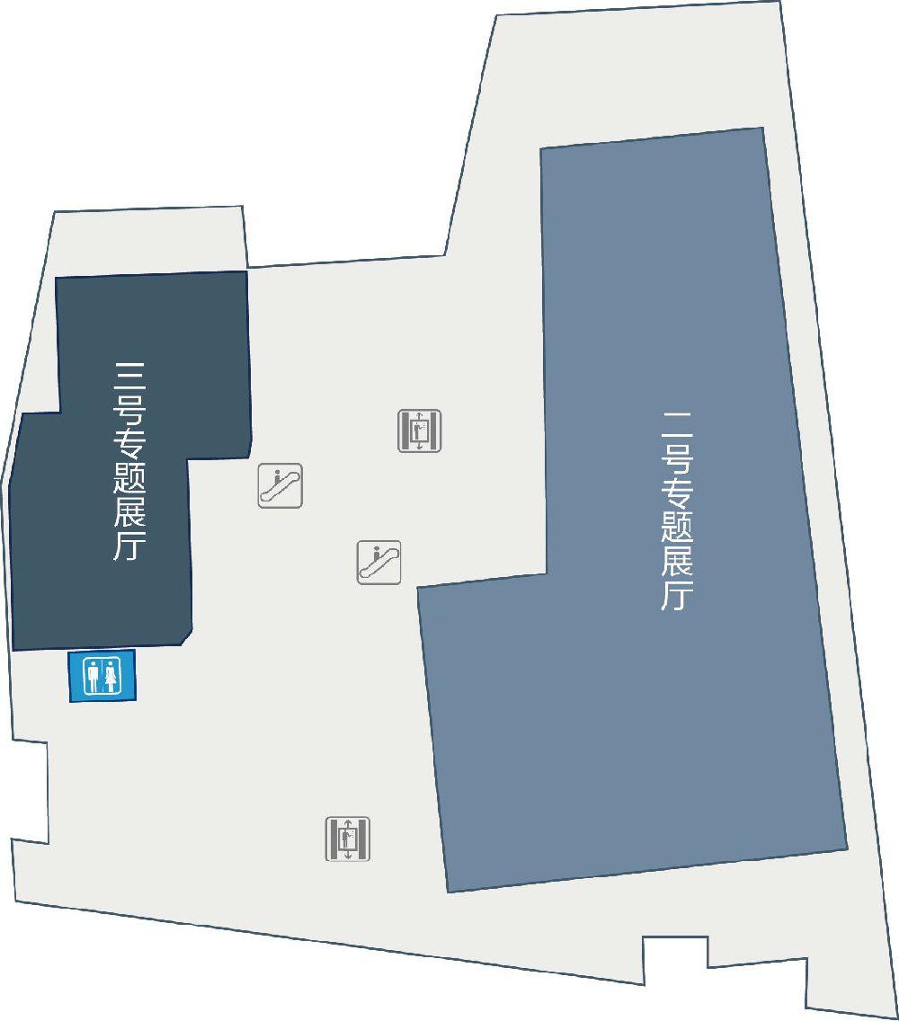 深圳南山博物馆楼层及展区分布
