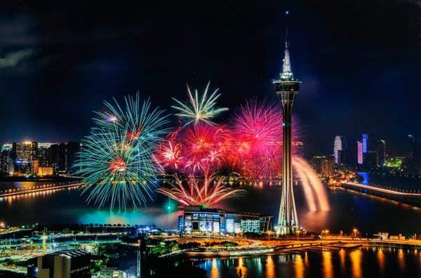 2019澳門國際煙花節