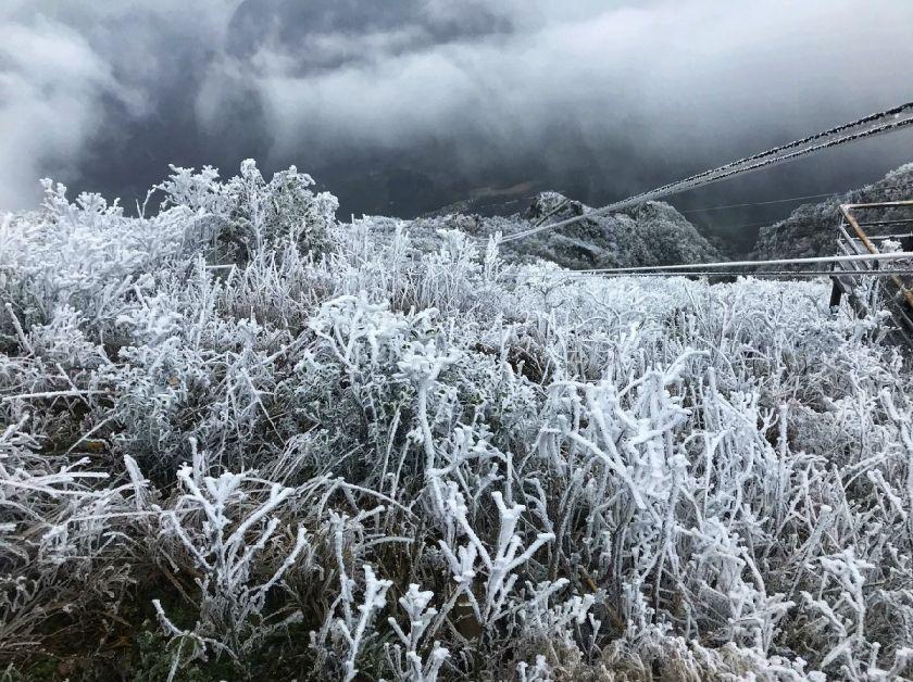 广东哪里会下雪?