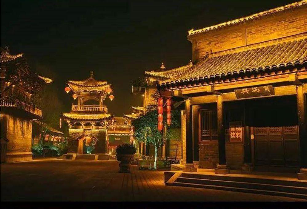 东平水浒影视城