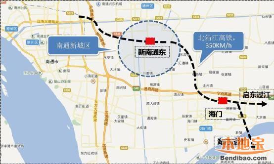 北沿江高铁最新消息(持续更新)