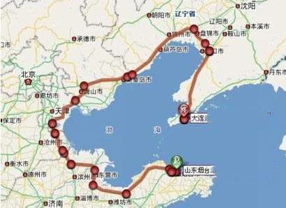 环渤海城际铁路建设进度