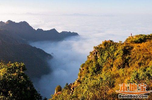 天津九龙山国家森林公园519旅游日活动 门票8.8折
