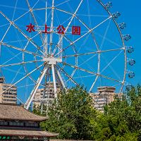 2020天津水上公園廟會時間