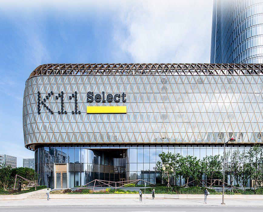 天津k11 select營業時間