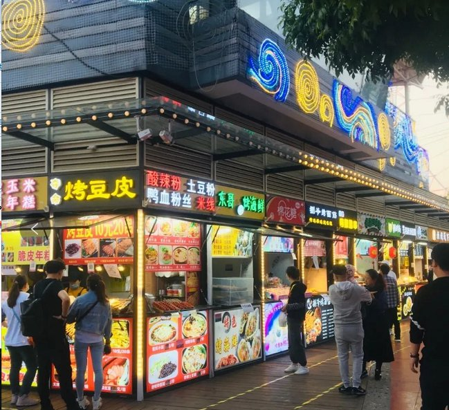 2020年天津16家夜市街区位置大盘点
