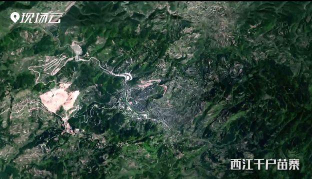60万米高空看天津是什么体验?
