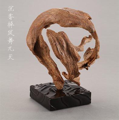 天津沉香艺术博物馆有哪些展品