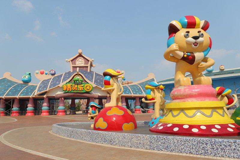 天津中新生态城有哪些景区适合亲子游玩