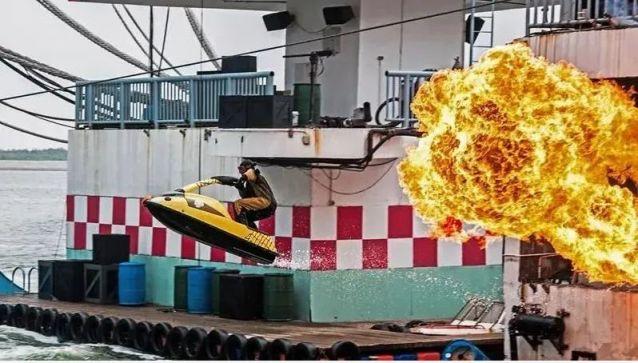 2021天津航母公園航母風暴演出五一恢復