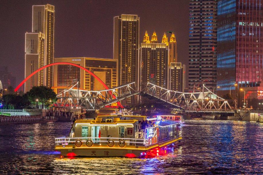 2021解放桥开启时间和结束时间(5月1日)