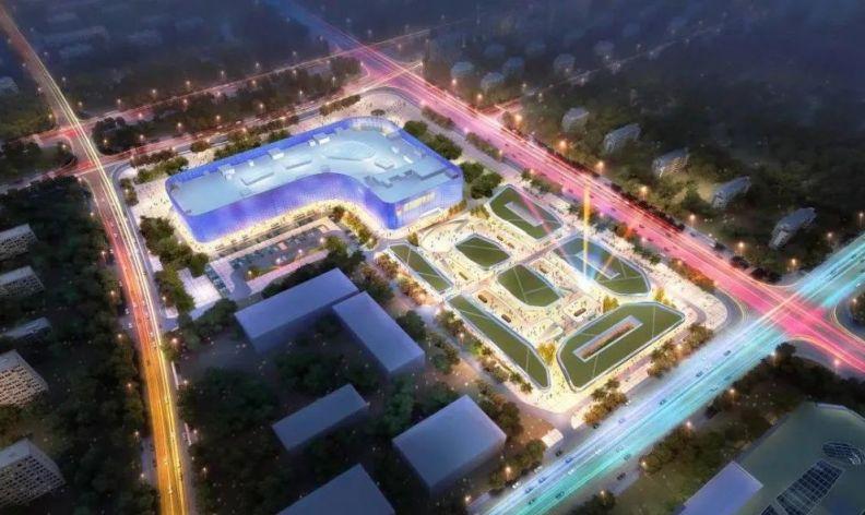 2021天津濱海新區愛琴海購物公園開業時間