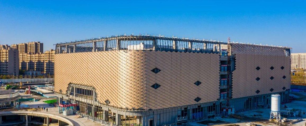 天津生態城愛琴海購物公園有哪些商家入駐