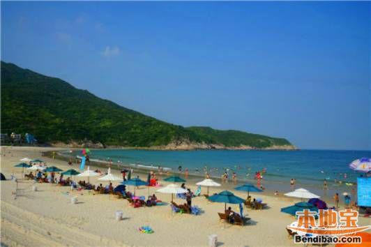 深圳东西涌游玩攻略 人生必去的最美海岸线