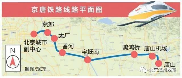 2020京唐城际铁路建设最新消息