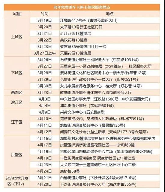白杨街道办事处_杭州老年卡办理地点汇总- 本地宝