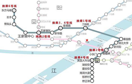 武汉地铁7号线一期什么时候开通 计划2017年底试运营
