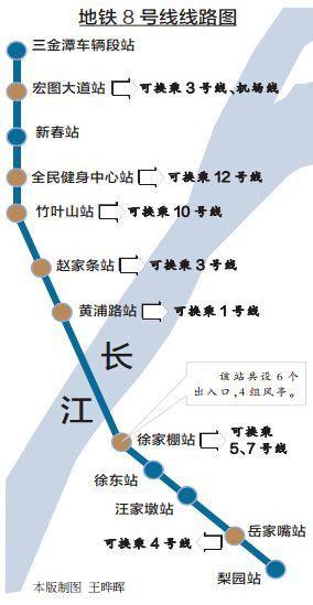 武汉地铁3号线站点_武汉地铁3号线具体有哪些换乘站点?换乘哪些轨道交通线 ...