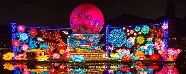 2020武汉东湖灯会时间/门票/活动亮点一览