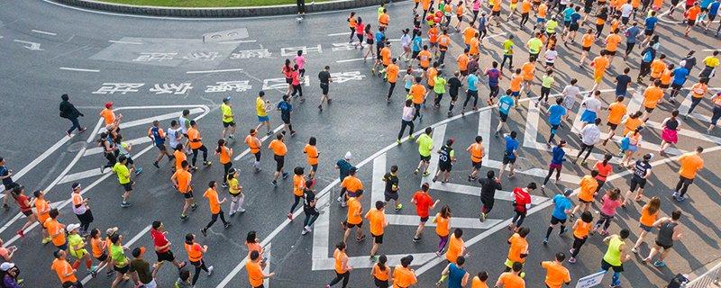 2020武汉马拉松报名时间+开跑时间+线路