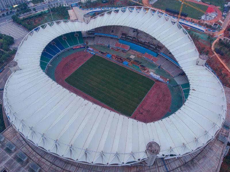 2019武汉军运会开幕式在哪举行