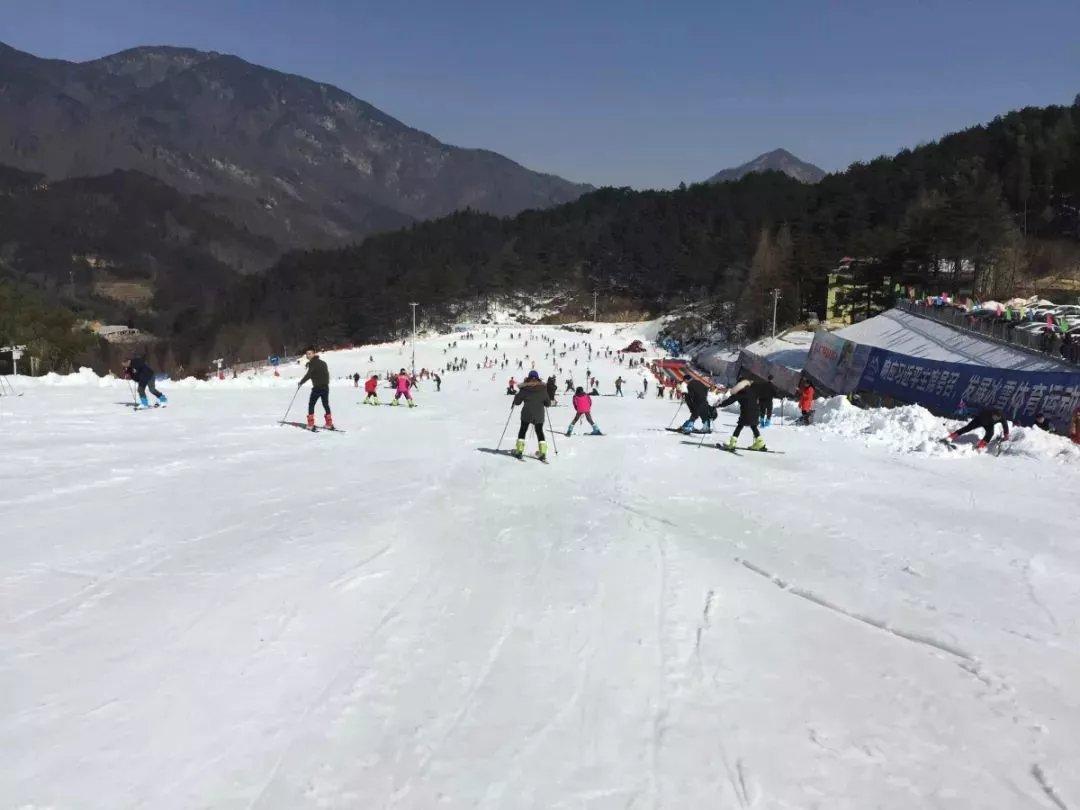 武汉周边自驾滑雪场有哪些