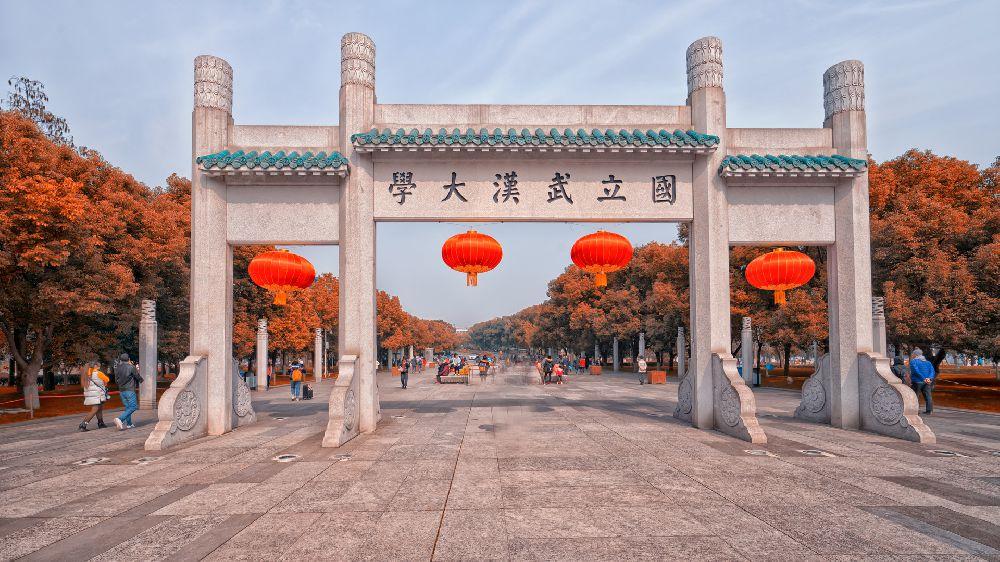 武汉大学一日游攻略浙西自驾游攻略图片